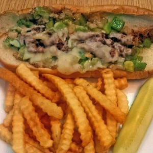 Tennessee Cheesesteak